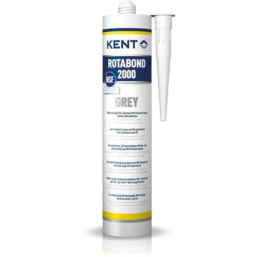 KLEJ POLIMEROWY SILVER GREY 290 ML /KENT/
