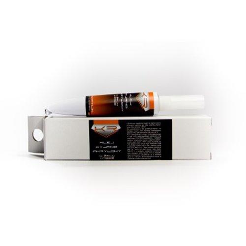 KR 909 Klej cyjanoakrylowy w żelu, tubka 20g