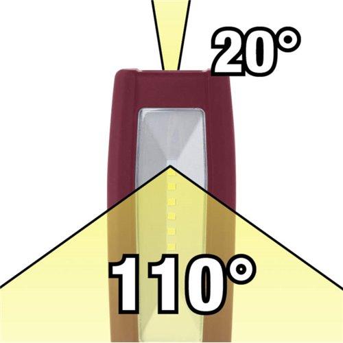 LAMPA INSPEKCYJNA AKU SMD LED IN.UV 450