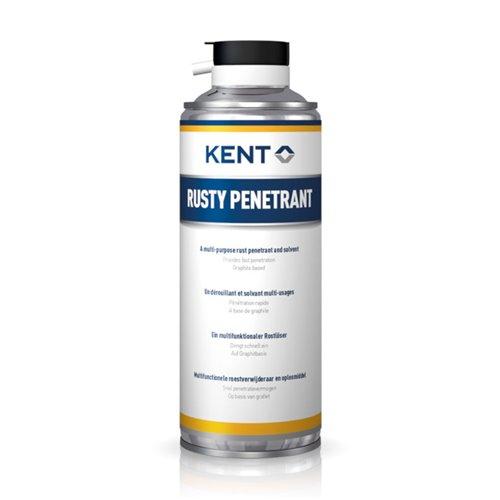 RUSTY PENETRANT MoS2 400ML /KENT/